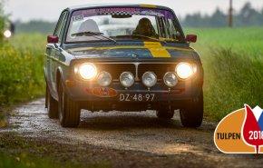 Hiscox rijdt Tulpenrallye met 1969 Volvo 142S